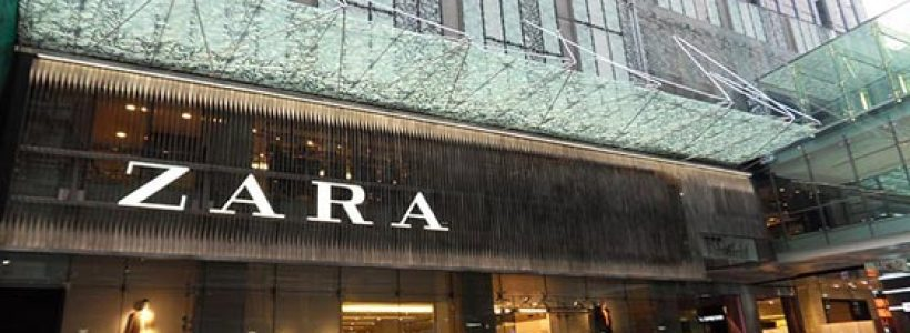 Nuovo store ZARA a New York.