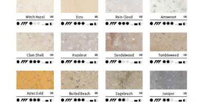 DuPont™ Corian® presenta la collezione di colori Earth Heritage.