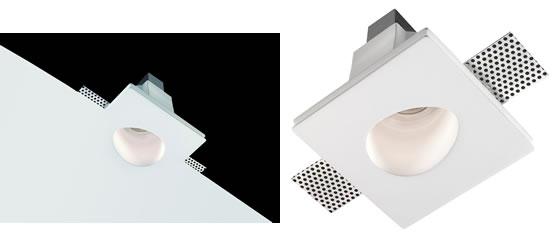 EGGY apparecchio a tecnologia LED ad incasso