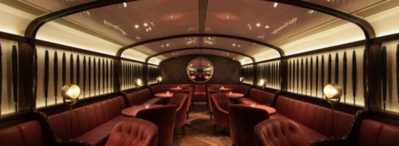 Lounge Bar FOXGLOVE, Hong Kong.