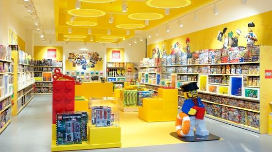 Lego store Il Centro Arese