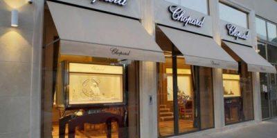 CHOPARD: prima boutique a Tel Aviv.