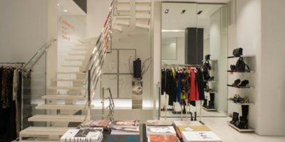 Boutique GIO MORETTI Milano.