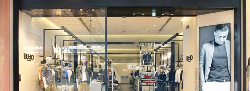 Nuovo store per LIU•JO UOMO presso Il Centro di Arese.