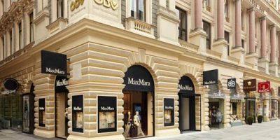 MAX MARA apre il suo primo flagship store a Vienna.