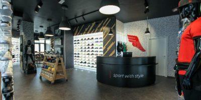 THE ATHLETE'S FOOT, a Firenze il primo negozio in Italia.