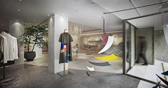 retail design store design AN shopfitting magazine