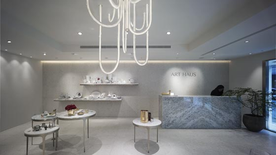 Art Haus boutique retail design AN SHOPFITTING MAGAZINE