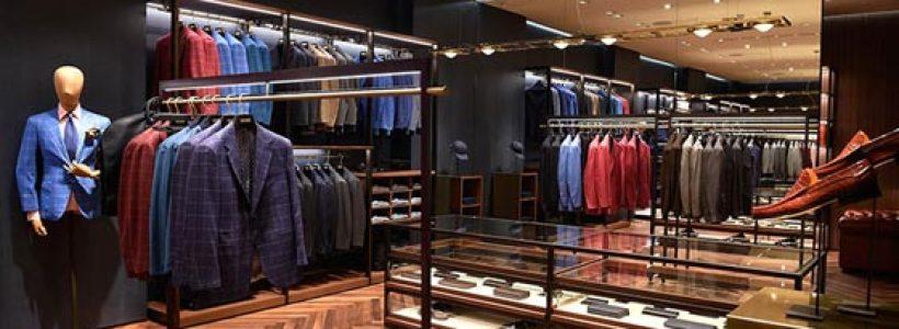 FERUTDIN ZAKIROV: nuovo store a Milano