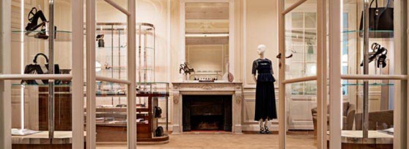 Salvatore Ferragamo: completamente rinnovato il flagship store di Parigi.