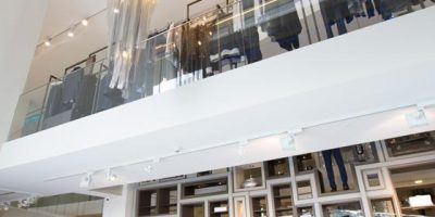 Retail design | Emporium Men Concept: Sensitive Dandy