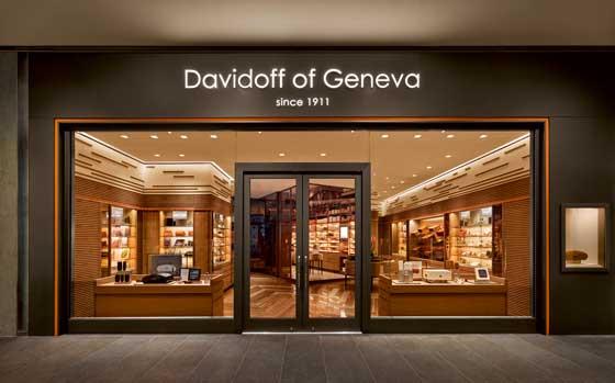DAVIDOFF OF GENEVA FLAGSHIP STORE NEW YORK