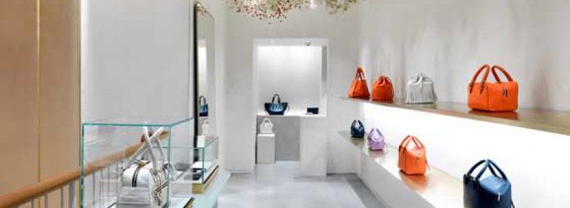 Boutique J&M DAVIDSON Londra.
