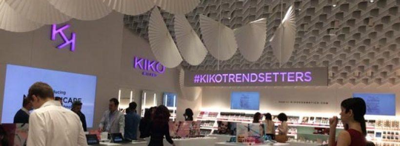 KIKO apre un nuovo store progettato da Kengo Kuma.