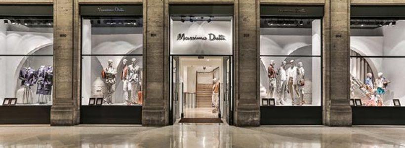 Massimo Dutti: a Roma la boutique più grande d'Europa.