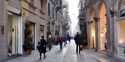 A Roma e Milano le vie dello shopping più costose.