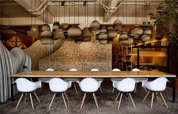 Shan Café Robot3 Design