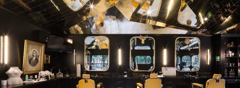 Barberia ROYAL, un progetto curato da ROW Studio.