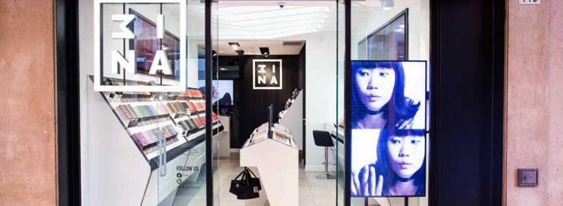 3INA apre un flagship store a Modena