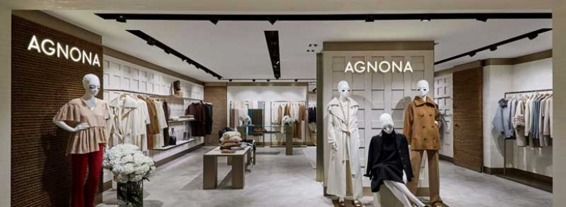 AGNONA apre il secondo flagship store a Seoul