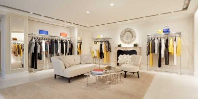 "ESCADA launches ""The Lounge"" new store design concept"