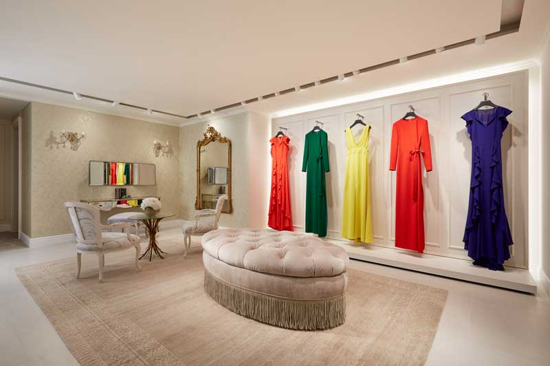 Escada THE LOUNGE concept store