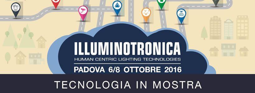 ILLUMINOTRONICA 2016: Le novità e il programma della sesta edizione.