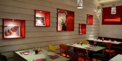 Pasta B Milan | The famous Singapore Restaurant