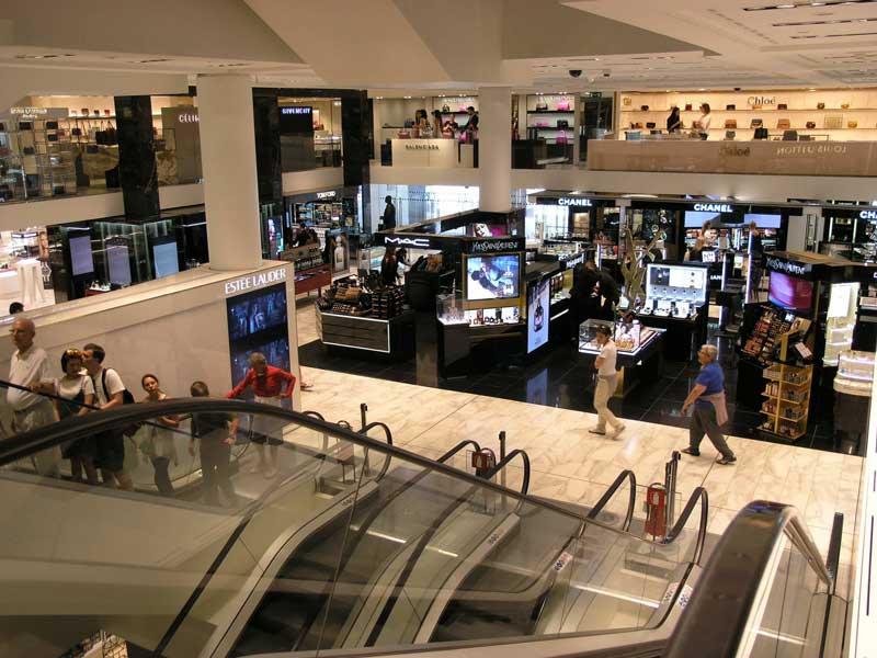 sistemi di sicurezza nei negozi