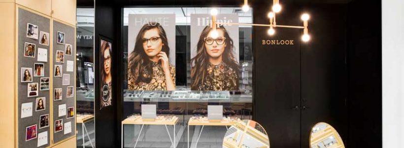BONLOOK Concept Store, un progetto firmato dallo Studio Æedifica