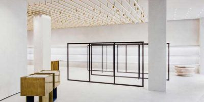 Jil Sander rinnova il concept store.