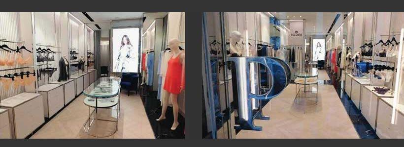 Paladini Lingerie sceglie Milano per l'opening del suo primo flagship store