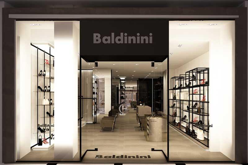 Baldinini flagship store Short Hills Mall