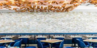 BROSS arreda il ristorante della terrazza del Burj Al Arab.