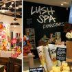 LUSH inaugura a Milano lo store più grande d'Italia.