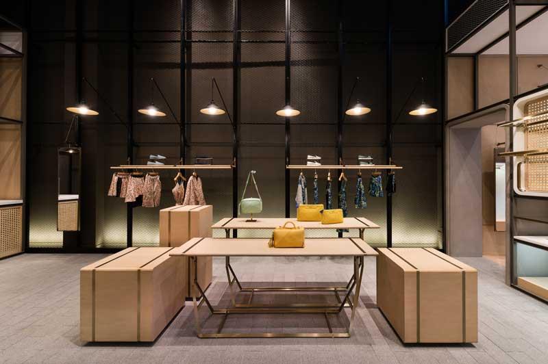 Modular Lilong concept store