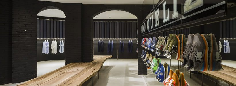 N.A. BLACK Store, BARCELLONA