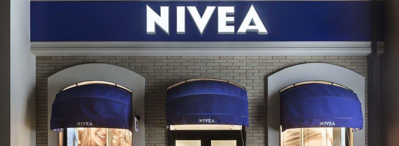 MATTEO THUN & PARTNERS progettano il loro primo NIVEA SHOP.