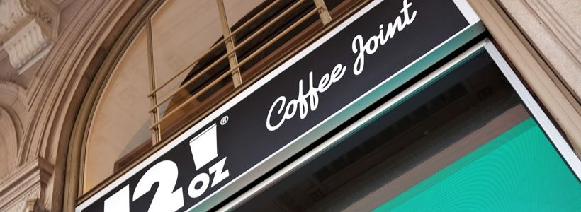 12oz Coffee Joint apre in Piazza Duomo a Milano.