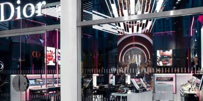 DIOR: a New York una boutique dedicata alla bellezza.