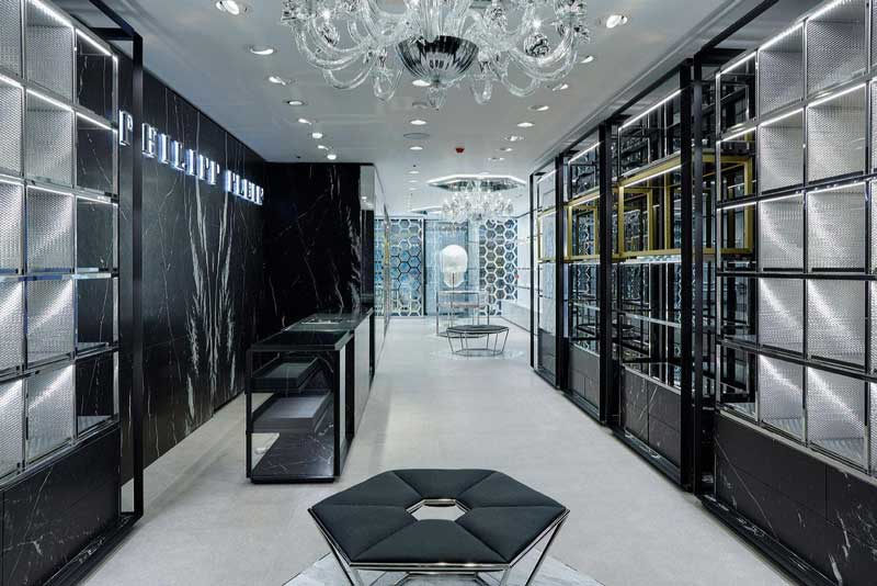 Philipp Plein boutique Londra