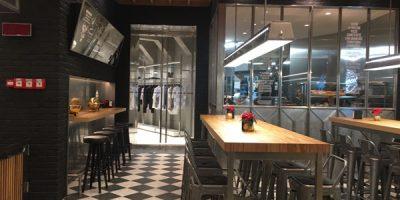 DIESEL debutta nel mondo del food con il suo Bistrot Glorious Café.