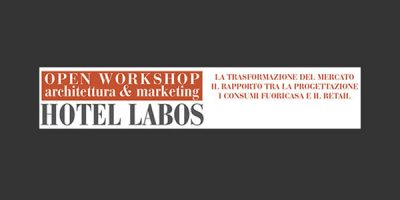 "Open Workshop ""Hotel – Architettura & Marketing"""