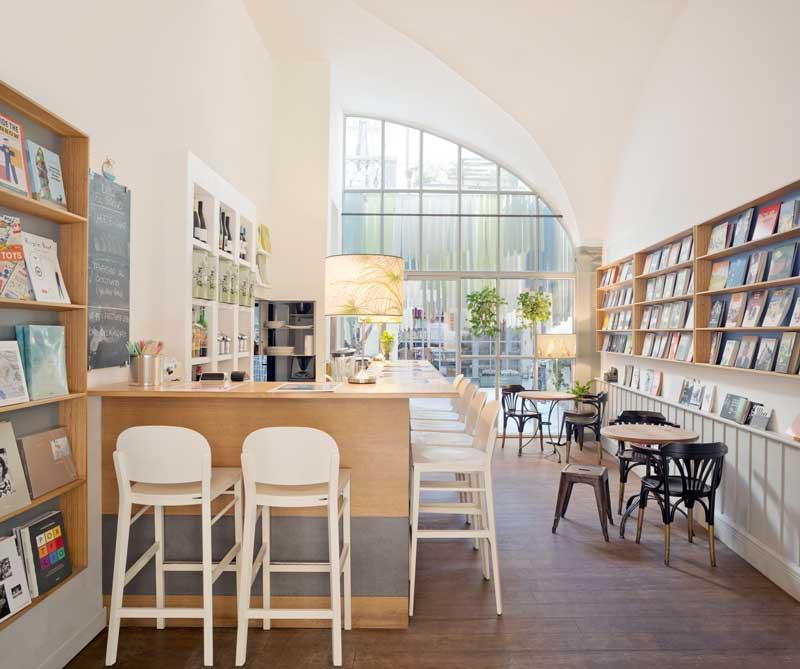 Retail Design Deferrari Modesti Libreria Brac Firenze