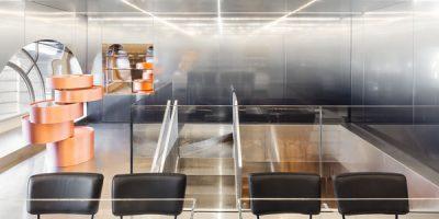 OMA Architecture progetta la Gioielleria REPOSSI di Parigi.