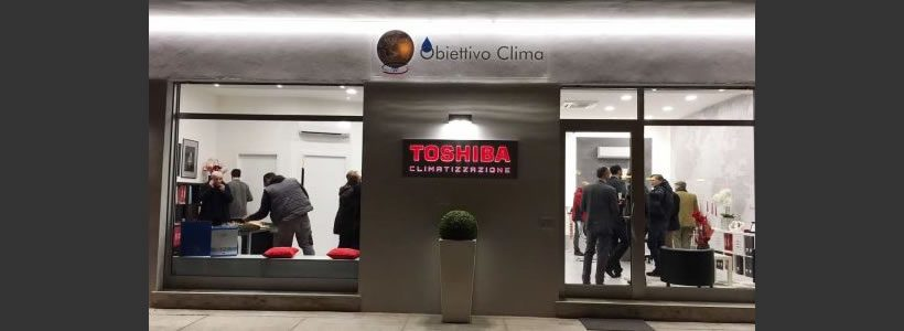 TOSHIBA apre a Reggio Emilia il suo primo new concept store.