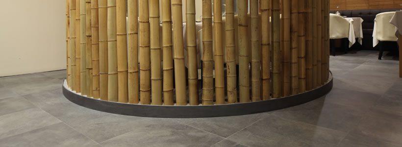 Il Ristorante FULIN di Firenze sceglie le ceramiche CAESAR.
