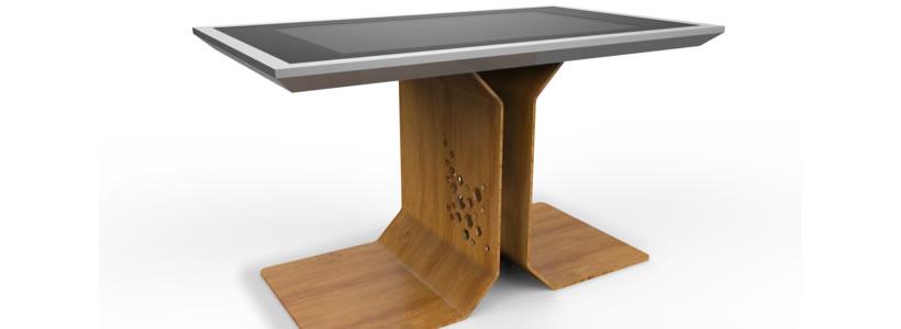 D table il primo tavolo multi touch interattivo e for Table th 00 02