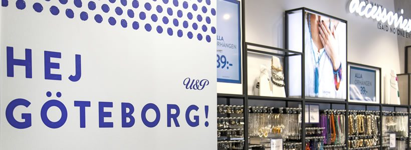 Dalziel & Pow brings Ur & Penn's brand values to life with new concept in Gothenburg, Sweden