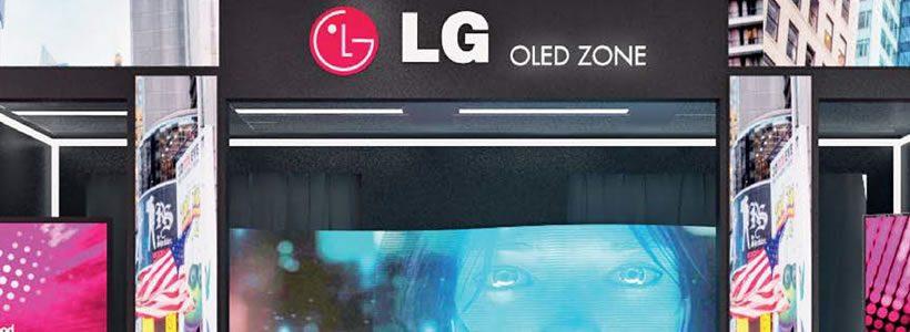 LG INFORMATION DISPLAY inaugura a Milano il nuovo elegante showroom.